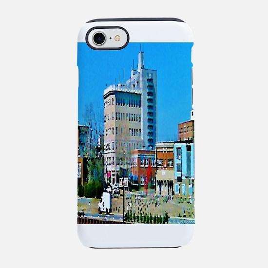 Cookman Ave Asbury Park NJ iPhone 8/7 Tough Case