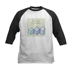 Own Your Own Blocks Kids Baseball Jersey
