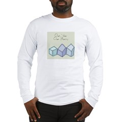 Own Your Own Blocks Long Sleeve T-Shirt