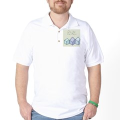 Own Your Own Blocks Golf Shirt