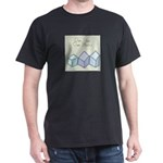 Own Your Own Blocks Dark T-Shirt