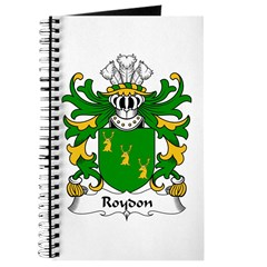 Roydon (of Is-Coed, Denbighshire) Journal