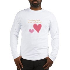 Keep a Spare Heart Long Sleeve T-Shirt