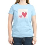 Keep a Spare Heart Women's Light T-Shirt