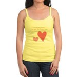 Keep a Spare Heart Jr. Spaghetti Tank