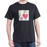 Keep a Spare Heart Dark T-Shirt
