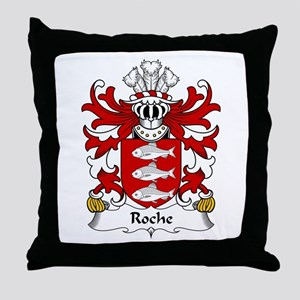 Roche (of Pembrokeshire) Throw Pillow