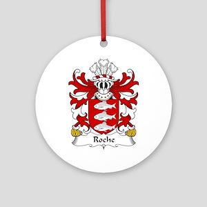 Roche (of Pembrokeshire) Ornament (Round)