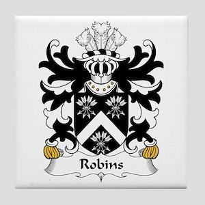 Robins (or Robinson, Bishop of Bangor) Tile Coaste