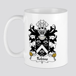 Robins (or Robinson, Bishop of Bangor) Mug