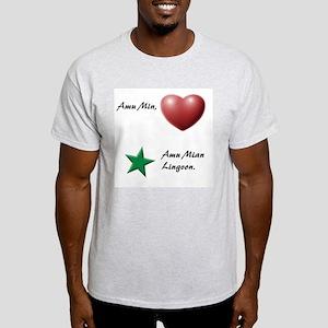 Amu Min/Love me Light T-Shirt
