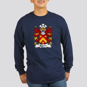 Robert (AP GRUFFUDD) Long Sleeve Dark T-Shirt