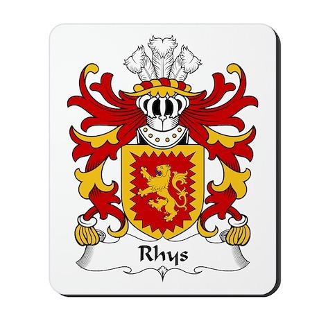 Rhys (AP TEWDWR MAWR) Mousepad