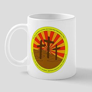 Tri Krucoj/Three Crosses Mug