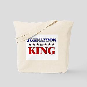 JOHNATHON for king Tote Bag