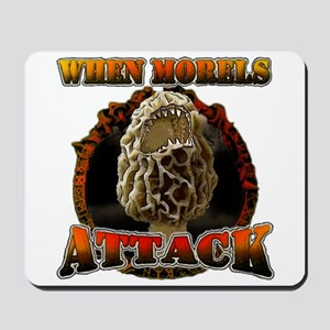 When morels attack a spoof of When animals attack