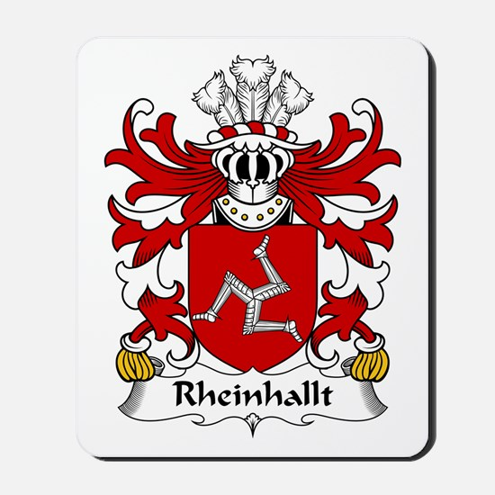 Rheinhallt (Reginald, King of Man) Mousepad