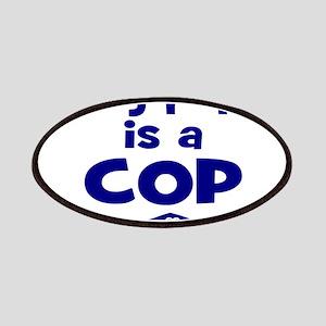 Pop is a cop Patch