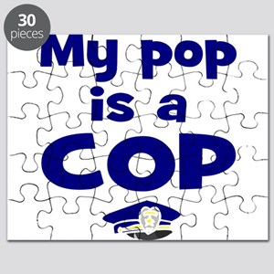 Pop is a cop Puzzle