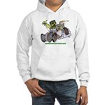 sleepy Jake Hooded Sweatshirt