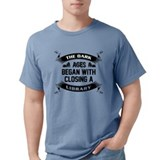 Books and reading Comfort Colors Shirts