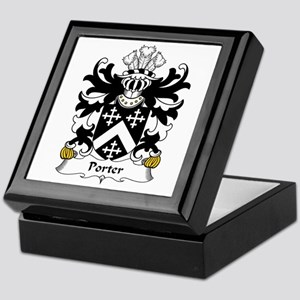 Porter (of Aberconwy) Keepsake Box