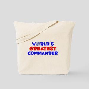 World's Greatest Comma.. (A) Tote Bag