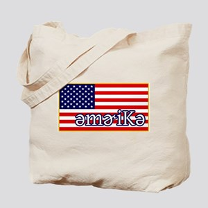 Phonetics America Tote Bag