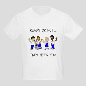 TheyNeedYouLOGO T-Shirt