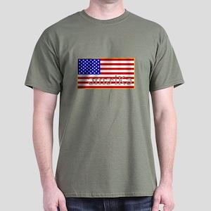 Phonetics America Dark T-Shirt