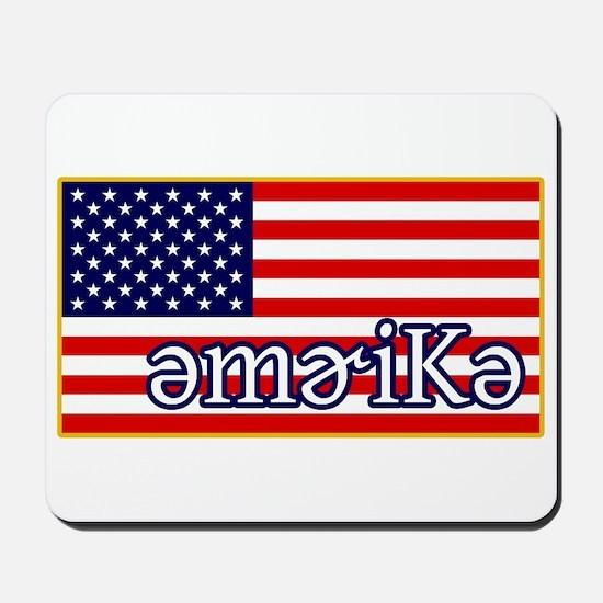 Phonetics America Mousepad