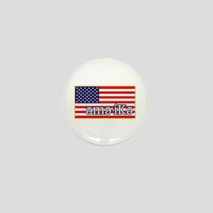 Phonetics America Mini Button