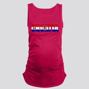 Croatia Tank Top