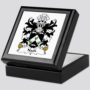 Nash (of Nash, Pembrokeshire) Keepsake Box