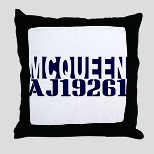 McQUEEN AJ19261 Throw Pillow