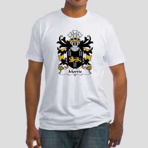 Morris (of Cardiganshire) Fitted T-Shirt