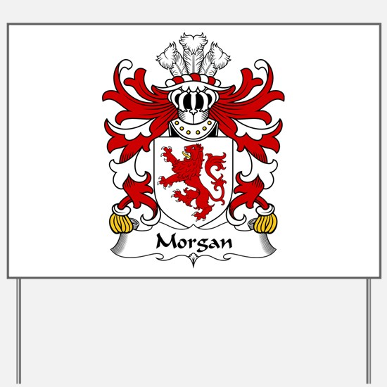 Morgan (Sir, AP MAREDUDD) Yard Sign