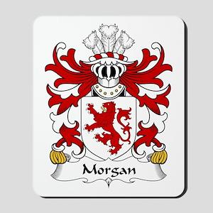 Morgan (Sir, AP MAREDUDD) Mousepad