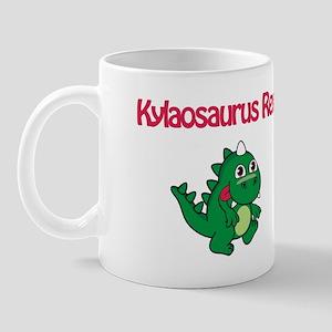 Kylaosaurus Rex Mug