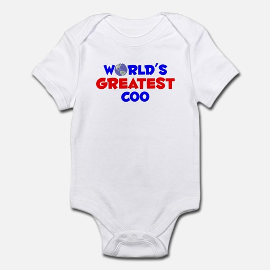 World's Greatest COO (A) Infant Bodysuit