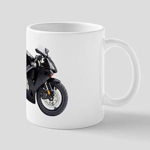 Honda CBR600 Motorbike Black 2006 Mug