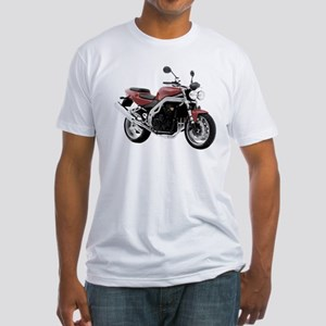 Triumph Speed Triple Red Fitted T-Shirt