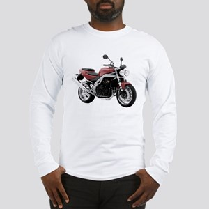 Triumph Speed Triple Red Long Sleeve T-Shirt