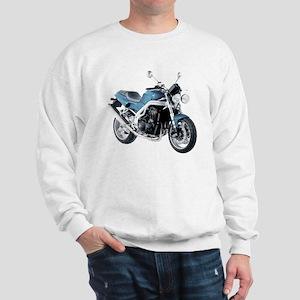 Triumph Speed Triple Blue #2 Sweatshirt