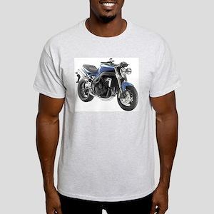 Triumph Speed Triple Blue #1 Light T-Shirt