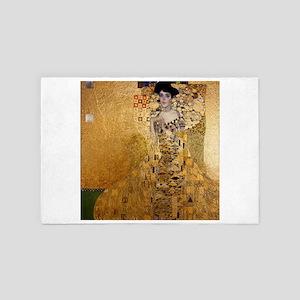 Klimt, Adel Bloch Bauer's Portrait 4' x 6' Rug