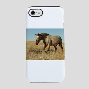 Roan horse iPhone 8/7 Tough Case