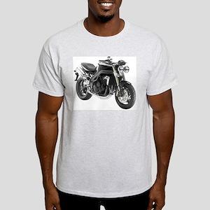 Triumph Speed Triple Black #2 Light T-Shirt