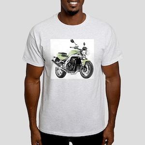 Triumph Speed Triple Light Green Light T-Shirt
