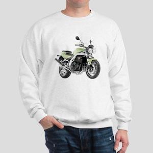 Triumph Speed Triple Light Green Sweatshirt